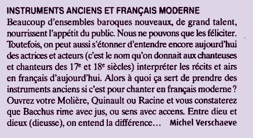 """dans """"La Lettre du musicien"""" -  février 2015"""