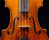 Violon de Carlo Giuseppe Testore